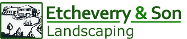 Logo, Etcheverry & Son Landscaping - Landscaping Company